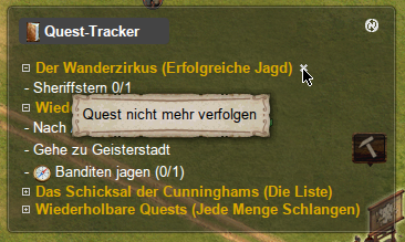 Quest-Tracker Remove Quest